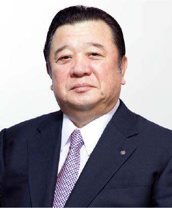 Chairman Haruhisa Ishizuka